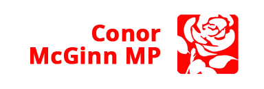 Conor McGinn MP